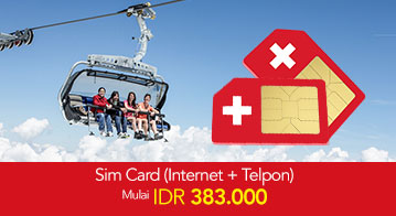 SIM Card Eropa Unlimited