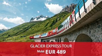 Glacier Express Tour