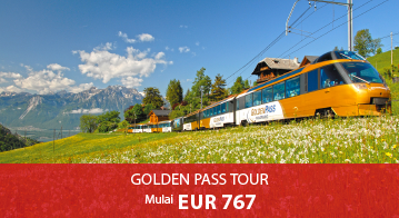 Golden Pass Tour